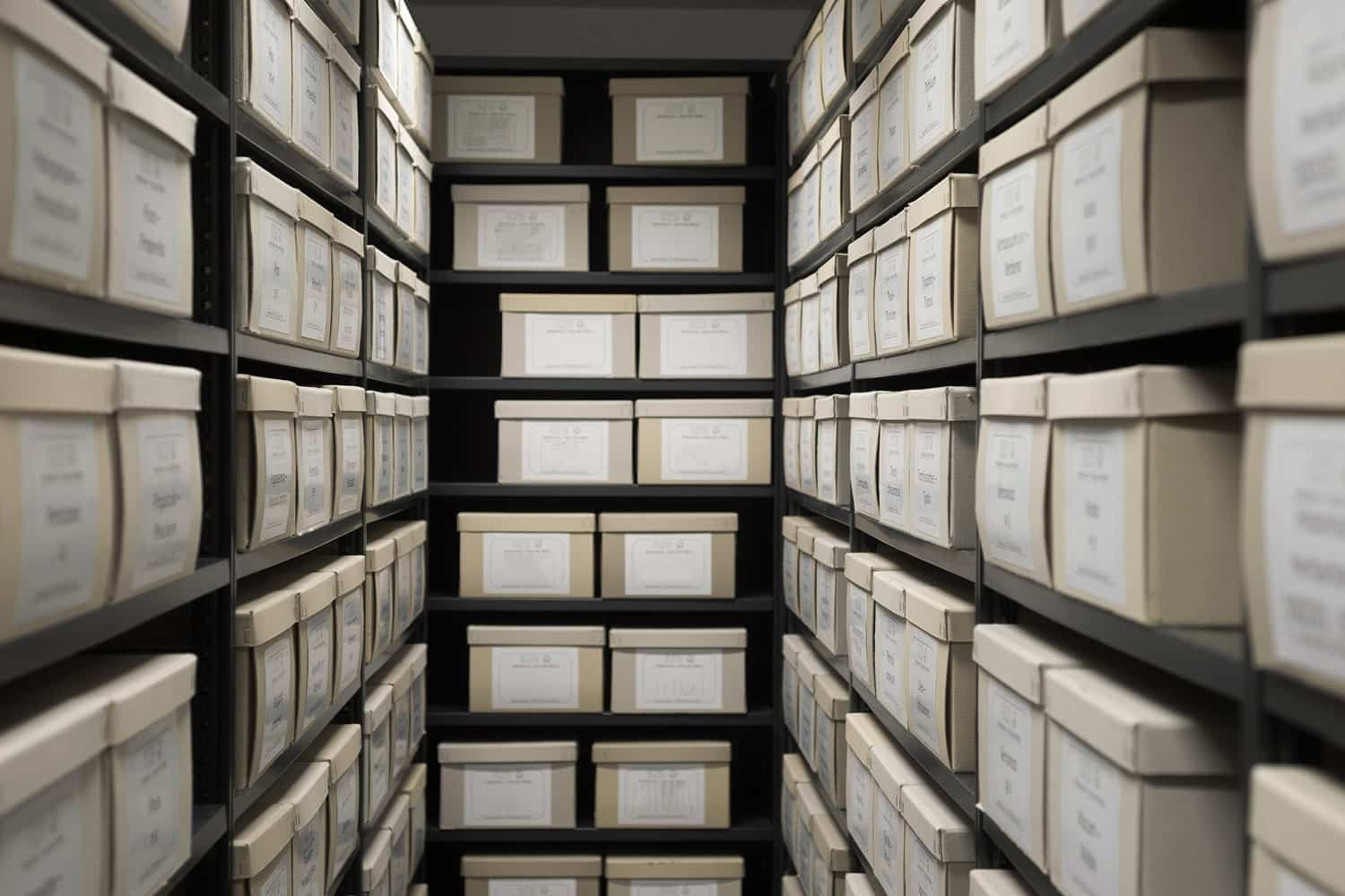 Commercial documents in Total Self Storage