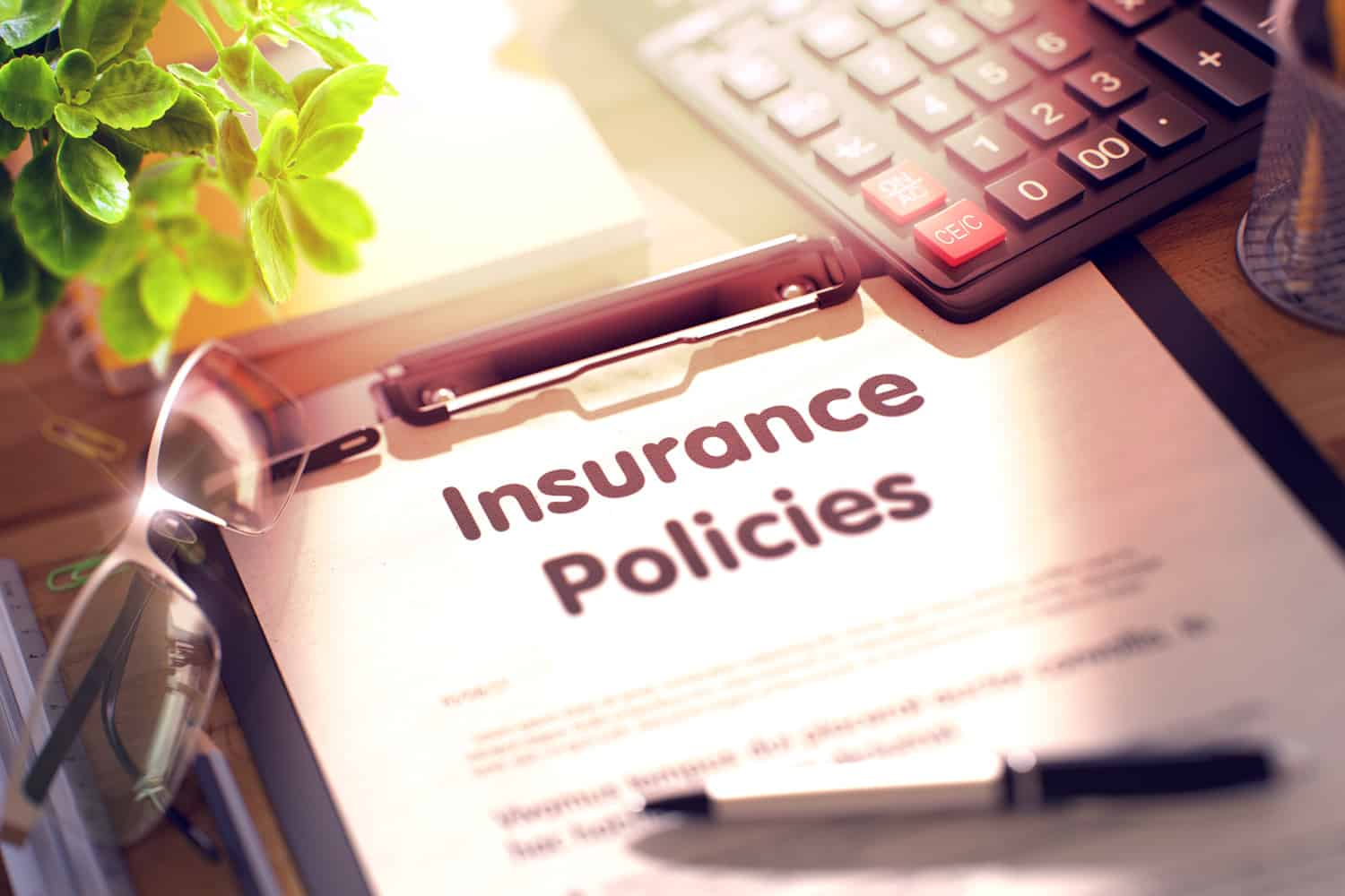 Self storage insurance policies