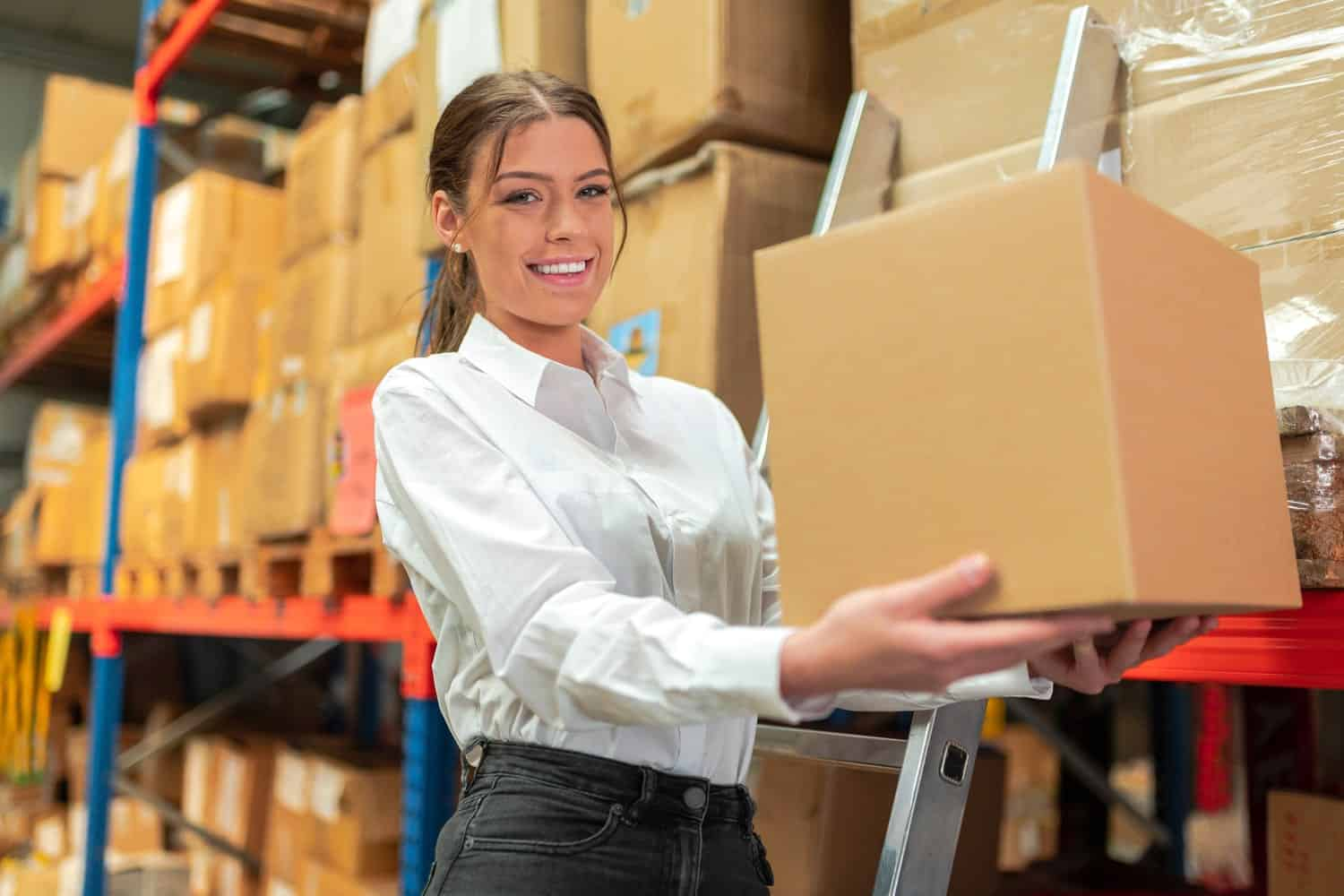 Business storage in Oakleigh South